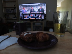 Monaco breakfast